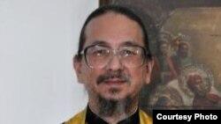 Православный священник отец Марк. Алматы, 26 ноября 2010 года.
