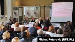 """Međunarodna konferencija u Sarajevu """"Evropske smjernice za saradnju biblioteka, arhiva i muzeja: pravne norme, standardi i preporuke"""""""