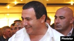 Armenia -- Gagik Tsarukian, Prosperous Armenia Party leader.