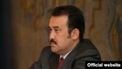 Қазақстанның премьер-министрі Кәрім Мәсімов