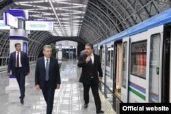 Тошкентдаги янги метро линиялари қурилиши бош муаллифи Очилбой Раматов саналади.