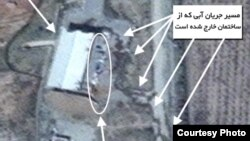 یکی از تصاویر تازهای که موسسه علوم و امنیت بینالملل منتشر کرده است