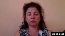 Елена Семёнова, руководитель общественной наблюдательной комиссии по Павлодарской области.