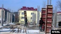 Строительство в Цхинвале