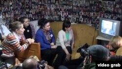 Praćenje prenosa izricanja presude Radovanu Karadžiću