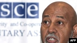 U.S. Congressman Alcee Hastings