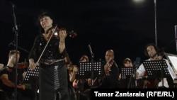"""კლასიკური მუსიკის საერთაშორისო ფესტივალი """"ღამის სერენადები"""""""