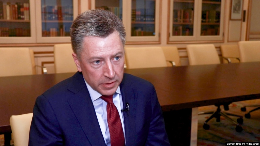 Kurt Volker (file photo)
