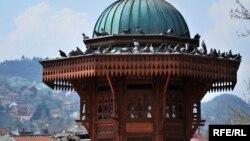 Sebilj na Baščaršiji, jedan od simbola Sarajeva