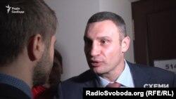 Віталій Кличко: «Все, я не слідкую за дружиною, де вона знаходиться»