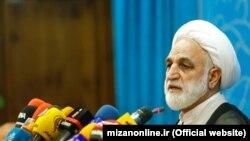 غلامحسین محسنی اژهای سخنگوی قوه قضاییه