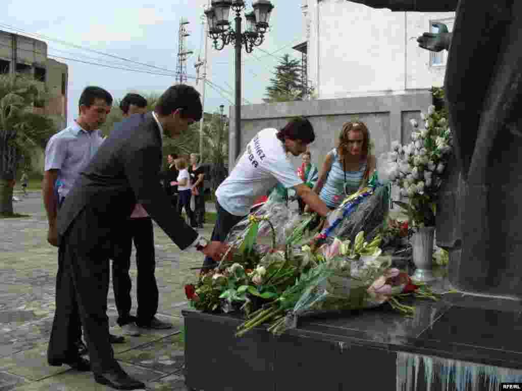 Абхазия отмечает годовщину признания Москвой #19