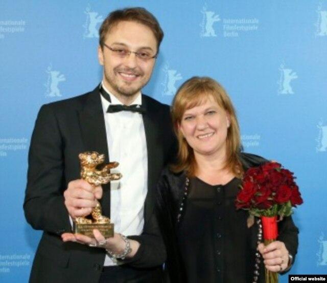 Cătalin Peter Netzer şi Ada Solomon