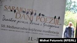 Otvaranje 50. Sarajevskih dana poezije
