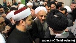 هشدار مولوی عبدالحمید به مقامهای جمهوری اسلامی؛ دیدگاه یوسفی اشکوری