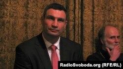 Віталій Кличко, Лондон, 25 березня 2013 року