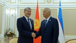 Атамбаев: Қўшни давлат лидерлари президентликда қолишимни илтимос қилишди