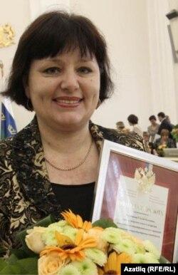 Гүзәлия Муллачанова