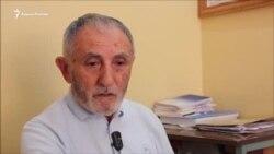 Онколог из Чечни учит врачей в Киргизии