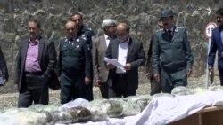 احمدی: گسترش جنگ در کشور باعث افزایش کشت کوکنار شده است