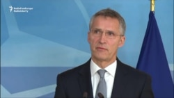 NATO Chief Says Alliance Important To Europe And United States
