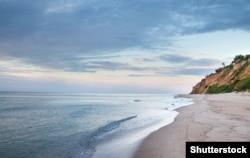 Odesa je poznata po svojim prostranim plažama.