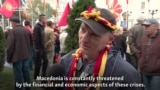 Macedonians Voice Frustrations With 'Constant Crisis'