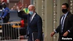 جو بایدن، برنده انتخابات ریاست جمهوری امریکا
