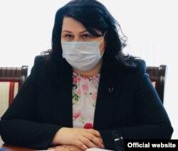 ristina Lenic, vice-premier pentru Reintegrare, octombrie 2020