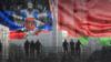 Беларусь і «ДНР». Каляж