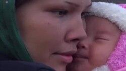 Кризис беженцев в Европе усиливается с холодами