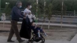 Öýlerde COVID testi, antiseptikleriň howadan we traktordan sepilmegi. Türkmenistan koronawirusa garşy göreşýär