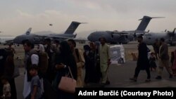НАТО аъзоси бўлган Туркия Қатар билан ҳамкорликда Кобул аэропорти хавфсизлигини сақламоқда.