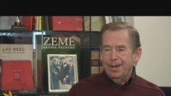 Vaclav Havel On Biden's Central Europe Visit