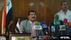 صورة لمدير عام صحة ديالى د..علي حسين