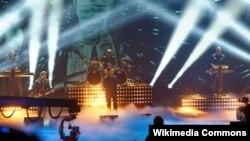 Depeche Mode, концерт в Вене, март 2013