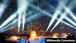 Depeche Mode, канцэрт у Вене, сакавік 2013