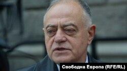 """Съпредседателят на """"Демократична България"""" Атанас Атанасов"""