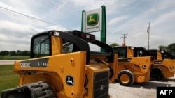 В будущем John Deere может собирать в России не только сельскохозяйственную, но и строительную технику