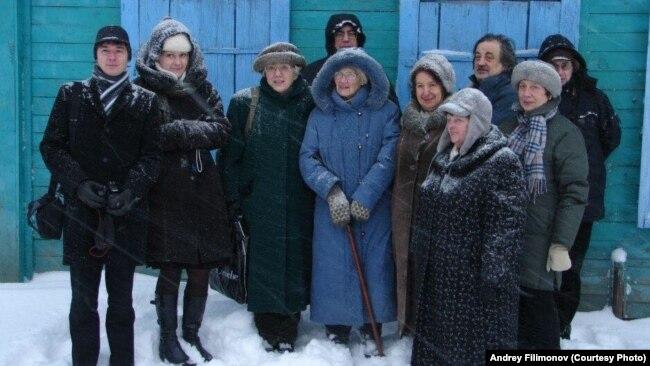"""Марина Шпет на """"шпетовских чтениях"""" в Томске"""