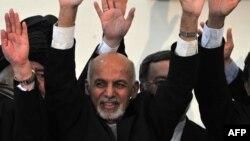 Обраний президентом Афганістану Ашраф Гані