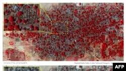 Nigeriyanın şimal-şərqində bir kənd Boko Haramın hücumundan sonra
