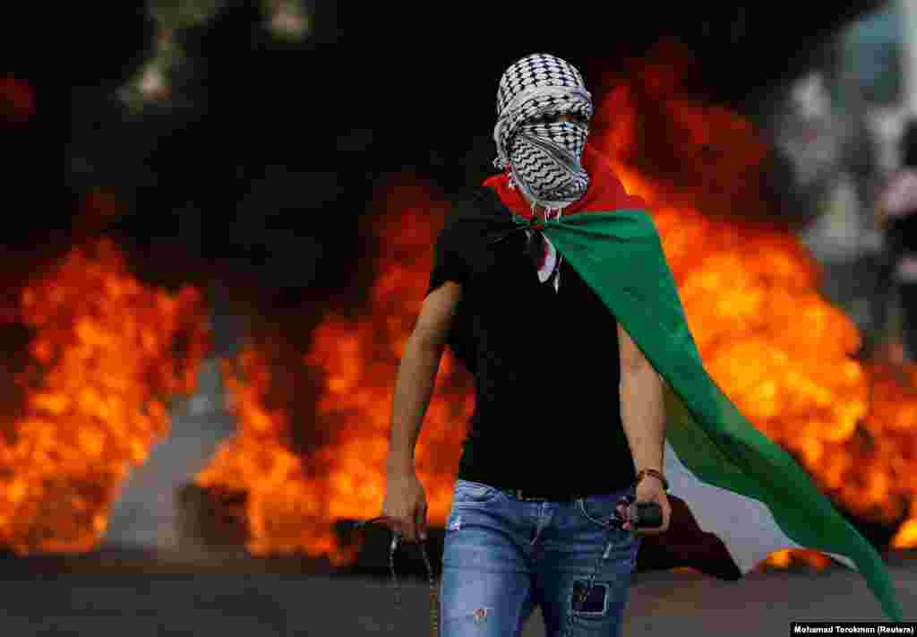 Наступного для, після подій на кордоні між Смугою Гази та Ізраїлем, палестинці відзначали 70-річчя «Накба» (або «аль-Накба»), що означає «катастрофу» для них – проголошення незалежності Ізраїлю в 1948 році