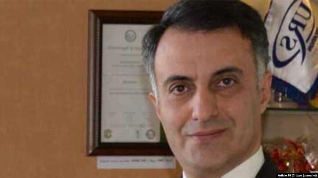 علی امینی، نوکیش مسیحی، از آذرماه در زندان تبریز به سر میبرد