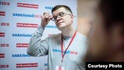 Вадим Кремнёв. Фото Анны Пятак