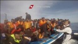 Италиянын жээк күзөт кызматы 4800 мигрантты куткарды