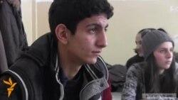 Շանթ Հարությունյանի կինն ահազանգում է անչափահաս որդու նկատմամբ ճնշումների մասին