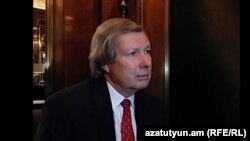 Американский сопредседатель Минской группыОБСЕ Джеймс Уорлик (архив)