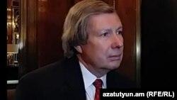 Американский сопредседатель Минской группыОБСЕДжеймс Уорлик (архив)
