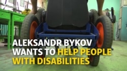 This Russian Inventor Can't Get His Dream Wheelchairs Off The Ground